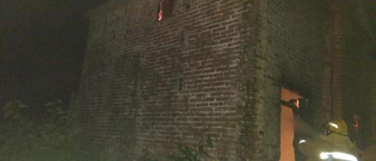 Candelária: incêndio destrói estufa de fumo