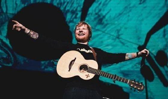 Turnê de Ed Sheeran é a mais lucrativa do ano