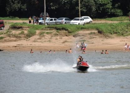 3daf768f242 Praia Nova tem maior procura no verão   Foto  OC