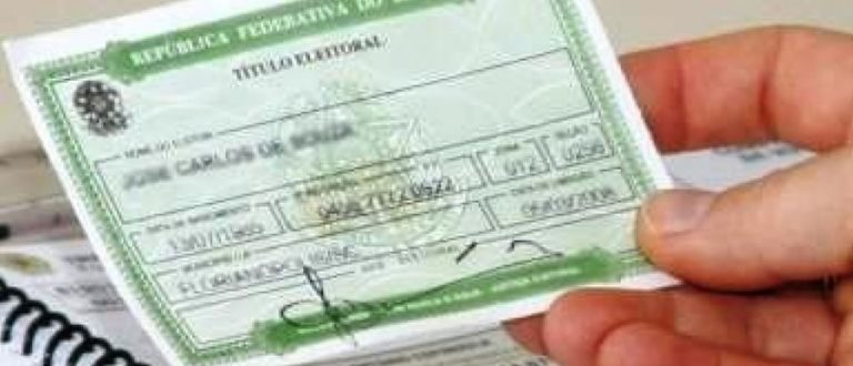 Eleitor ausente deve se regularizar até 6 de maio