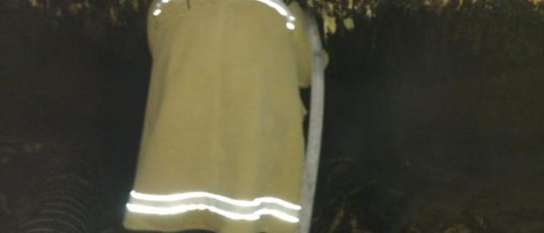 Fogo destrói 600 varas de fumo em Novo Cabrais