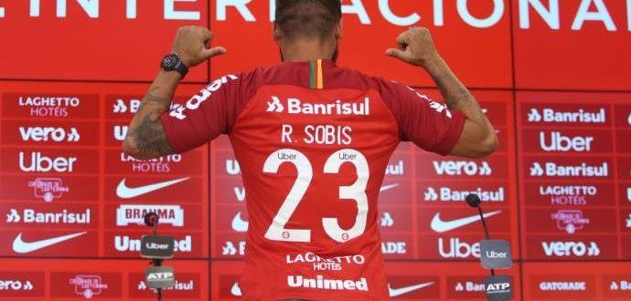 """Sobis é apresentado e promete: """"fome de títulos"""""""