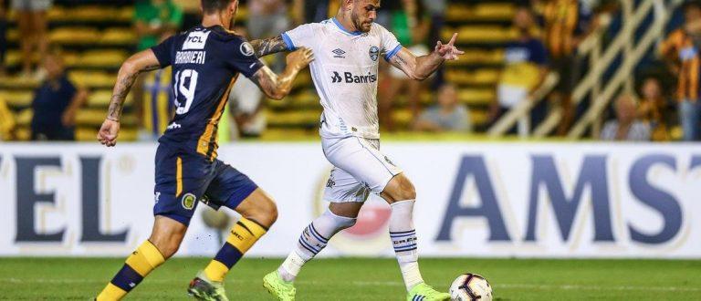Libertadores: Grêmio empata fora de casa na estreia