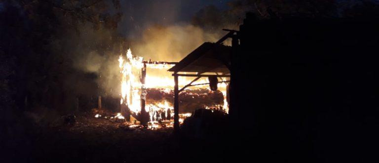 Homem é preso em Vera Cruz por incendiar galpão de fumo