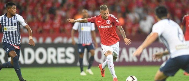 Inter vence em casa na Libertadores: 2 a 0
