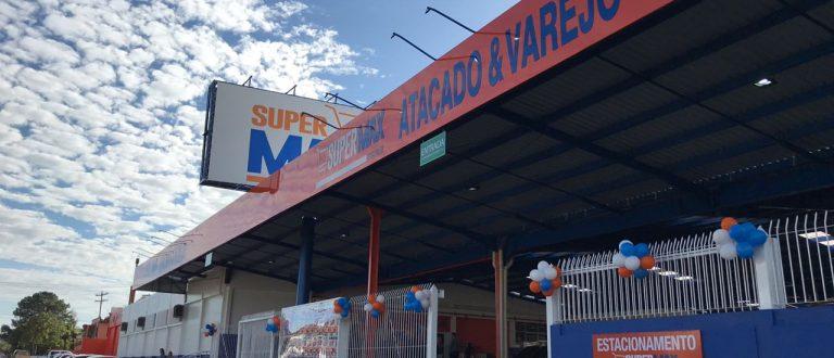 Super Max comemora 1º ano em Cachoeira do Sul