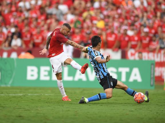 Gre-Nal: primeiro jogo termina sem gols