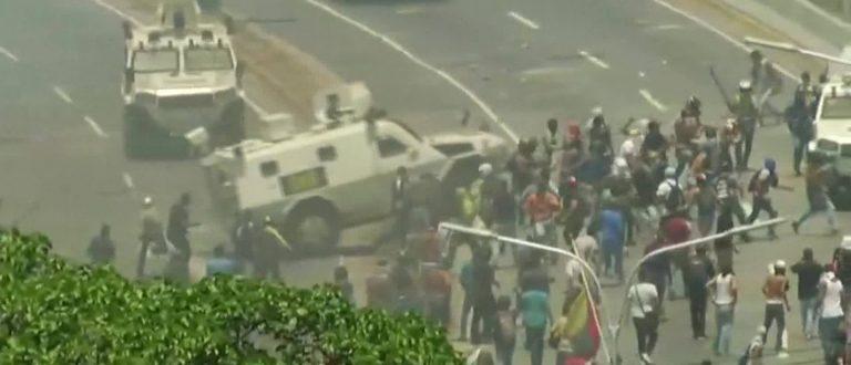 Guaidó convoca novas manifestações contra Maduro