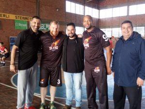NBA Basketball School está na Sociedade Rio Branco