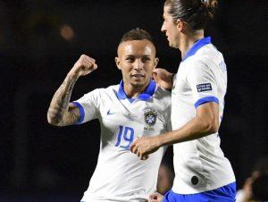 Com golaço de Everton, Brasil vence Bolívia