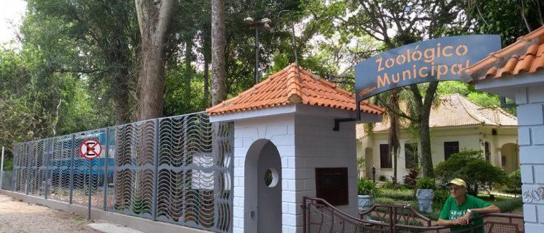 Zoológico e Jardim Botânico estarão fechados na próxima semana