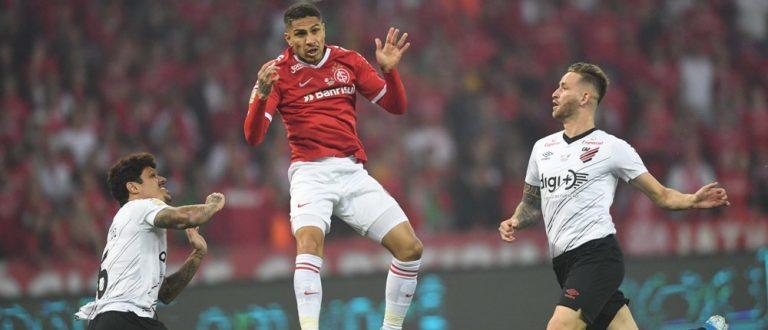 Inter é vice: Athletico vence dentro do Beira-Rio