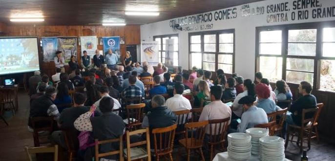 Ovinopec será atração na sexta-feira na 69ª Feapec de Cachoeira do Sul