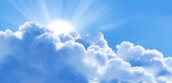 Semana na região inicia com sol e temperaturas baixas