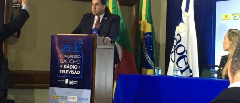 Rádios Fandango, Cachoeira e Vale estão representadas no Congresso da Agert