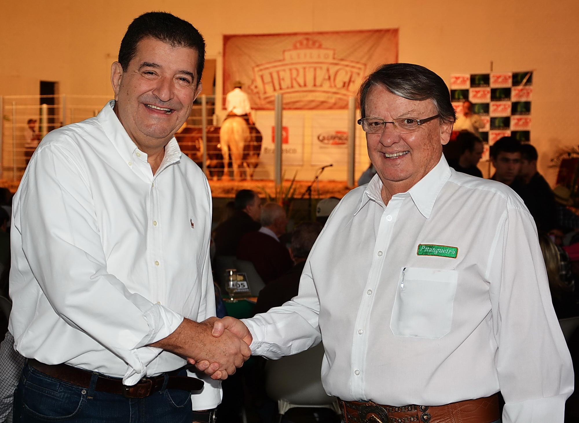 Leilão Heritage Encerra Ciclo De Remates Da 69ª Feapec