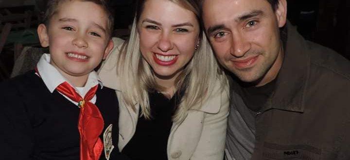 Família de Cachoeira morre em acidente no noroeste do RS