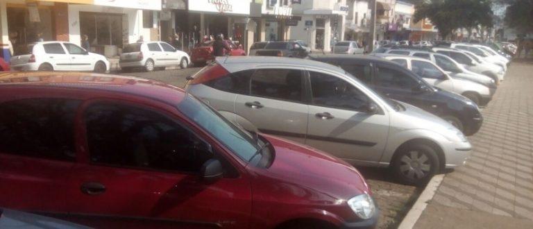 Câmara promove audiência sobre estacionamento rotativo pago