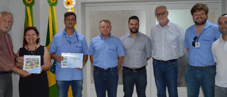 Emater leva assistência para 577 famílias de Cachoeira do Sul
