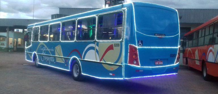 Ônibus Luz começa roteiro na quarta (4)