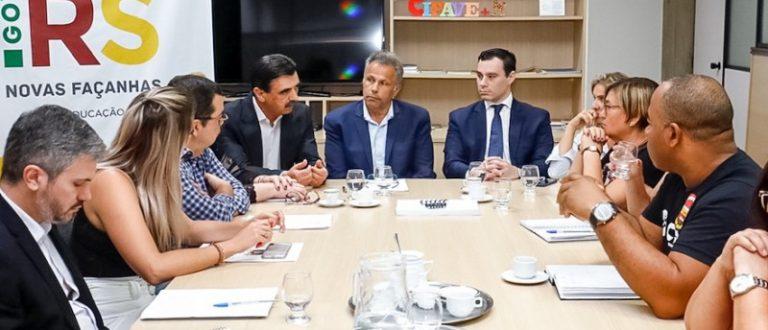 Termina sem acordo reunião do Cpers com governo
