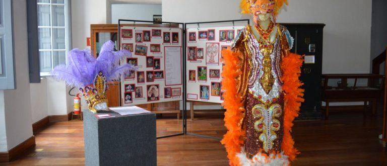 Carnavalesca Laura Vargas ganha exposição no Museu Municipal