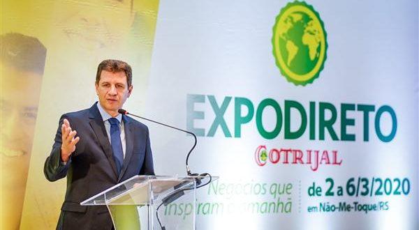 Ernani Polo receberá Prêmio Semente de Ouro na Expodireto
