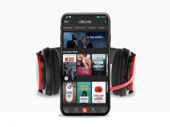 Grátis: Ubook disponibiliza mais de 40 mil horas em audiolivros
