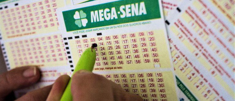 Mega-Sena: aposta única leva premiação de R$ 43,2 milhões
