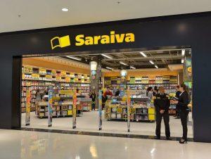 Efeitos econômicos da pandemia obrigam fechamento de lojas do Grupo Saraiva