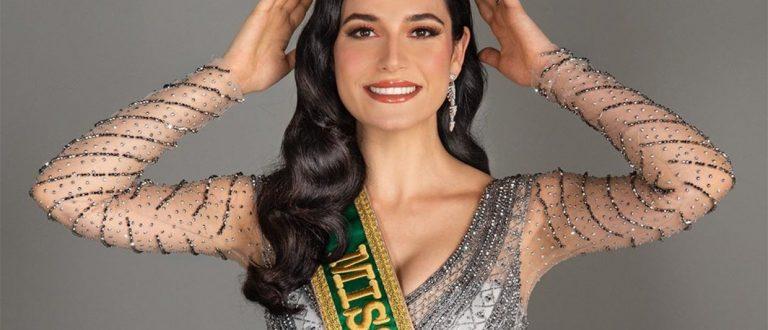 A Miss Brasil é gaúcha!