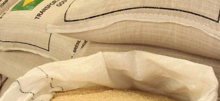 Para estimular importações, governo irá zerar tarifa de arroz estrangeiro
