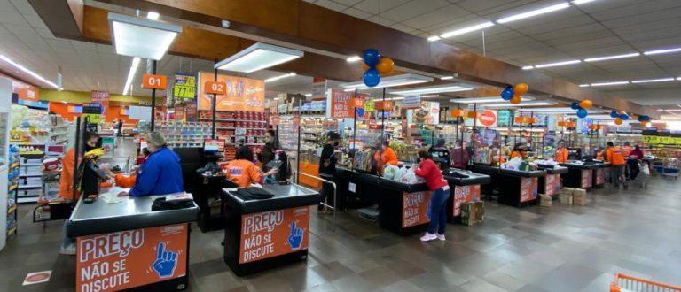 Nova loja do Super Max reforça proposta de preço no atacado e varejo
