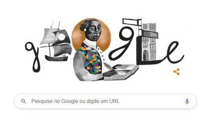 Google Doodle celebra a vida de Anton Wilhelm Amo