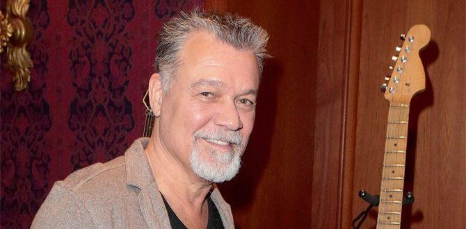 Morre, aos 65 anos, o guitarrista Eddie Van Halen