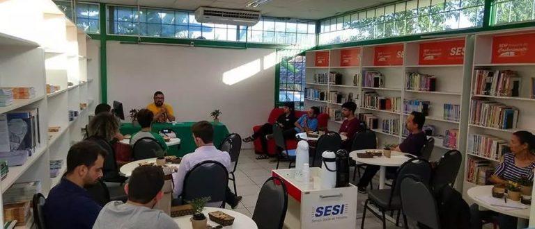 Sesi decreta o fim da Indústria do Conhecimento em Cachoeira