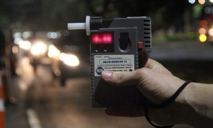 VITTA – Álcool estava presente no sangue de 37% dos condutores mortos em acidentes em 2019