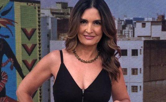 Fátima Bernardes descobre câncer de útero