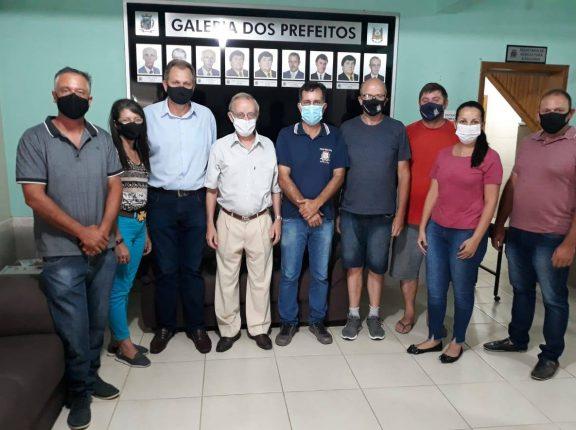 Paraíso do Sul e Cerro Branco firmam parceria para construção de rede de água
