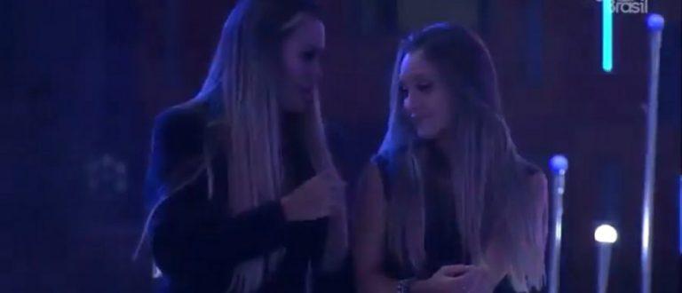 BBB: Carla, Arthur e paixão…