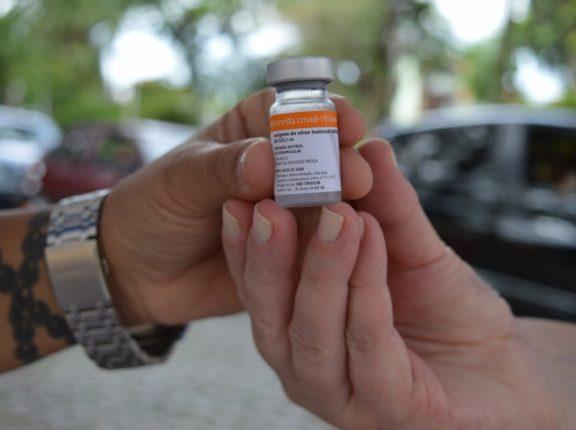 Paraíso do Sul amplia vacinação para 20 anos