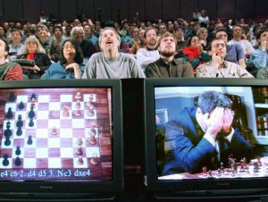 Há 25 anos, computador vencia Kasparov no xadrez