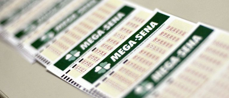 Prêmio da Mega-Sena sai para dois apostadores