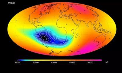 Anomalia magnética no Sul e Sudeste intriga cientistas