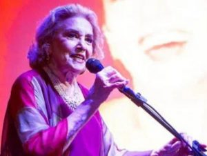 Atriz Eva Wilma morre aos 87 anos