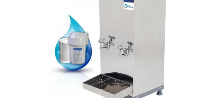 Qual o melhor modelo de bebedouro de água para minha empresa?