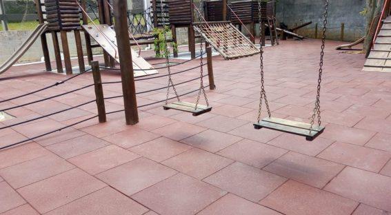 Pisos emborrachados para playground: conheça!