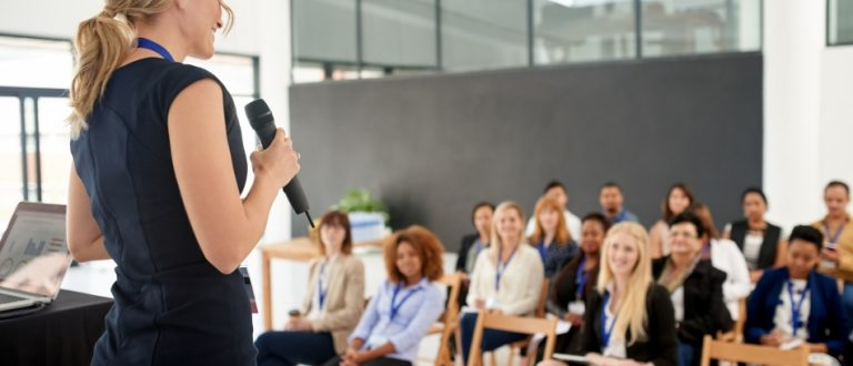Curso de Dicção Senac: aprenda a ter mais confiança para falar em público