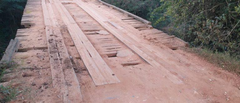 Ponte da Forqueta será interditada nesta segunda