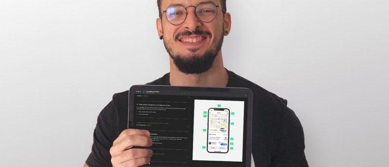 Cachoeirense recebe prêmio internacional da Apple